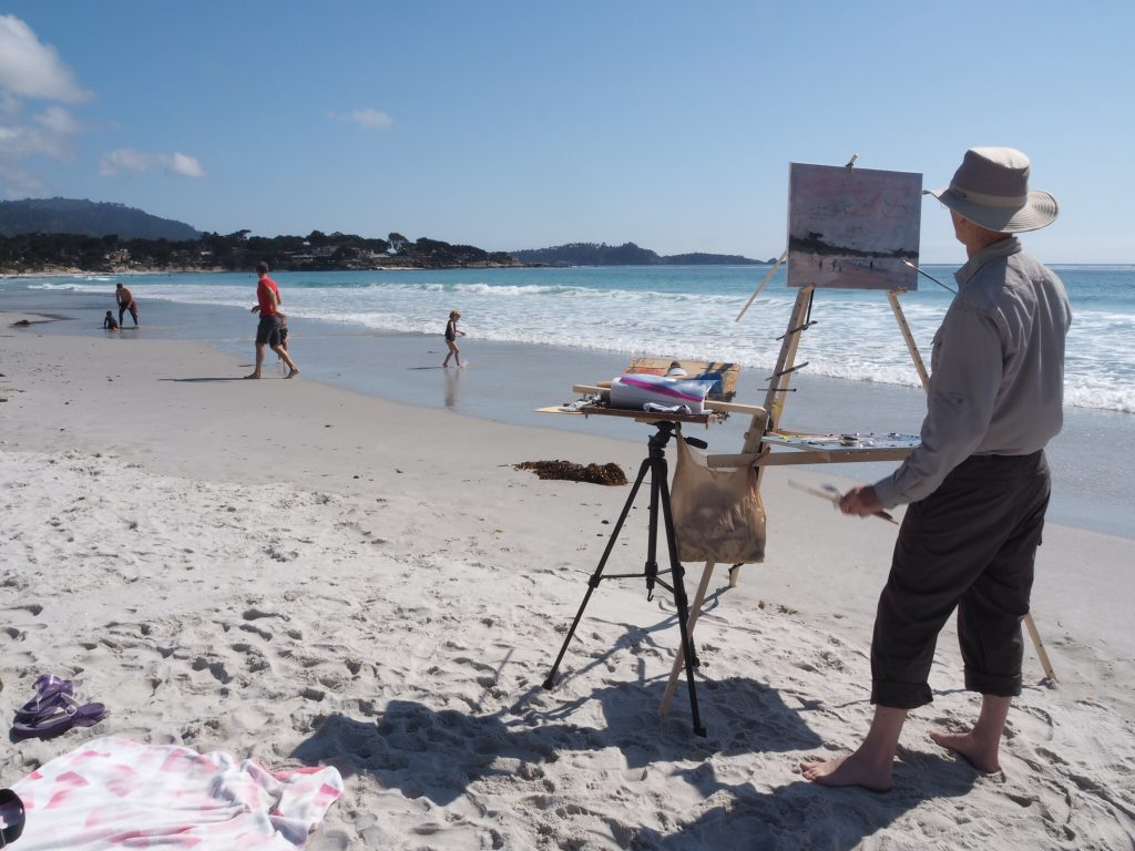 The Key To Fast Plein Air Painting - The Nine Step Alla Prima Painting Process 5