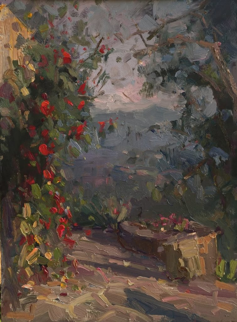 Plein Air Painting Workshop in Tuscany, Italy: June 2020 1