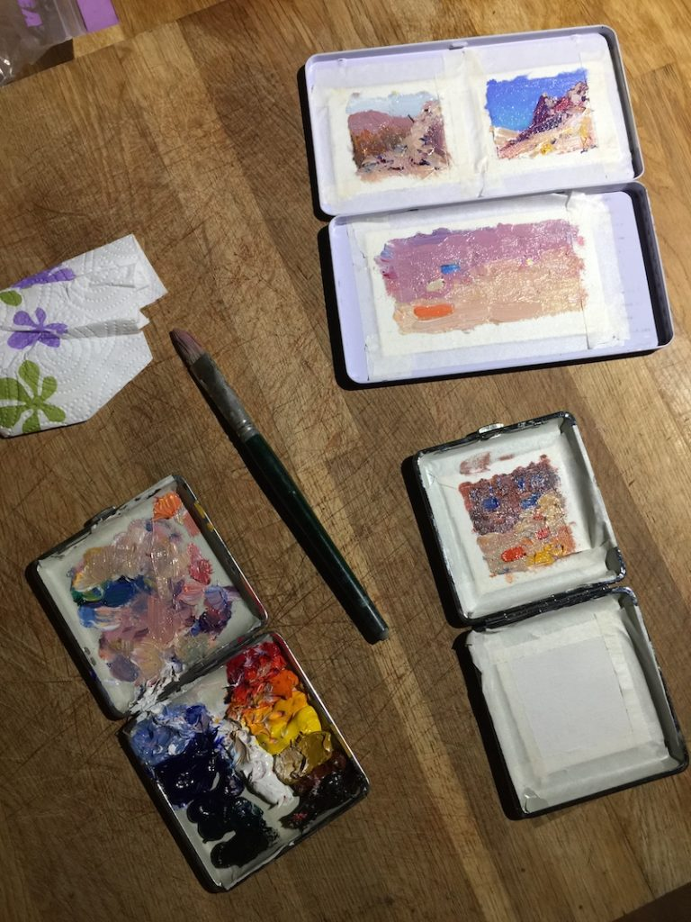 3 Small Homemade Pochade Box Designs: Unleash Your Creativity When Painting Plein Air 1