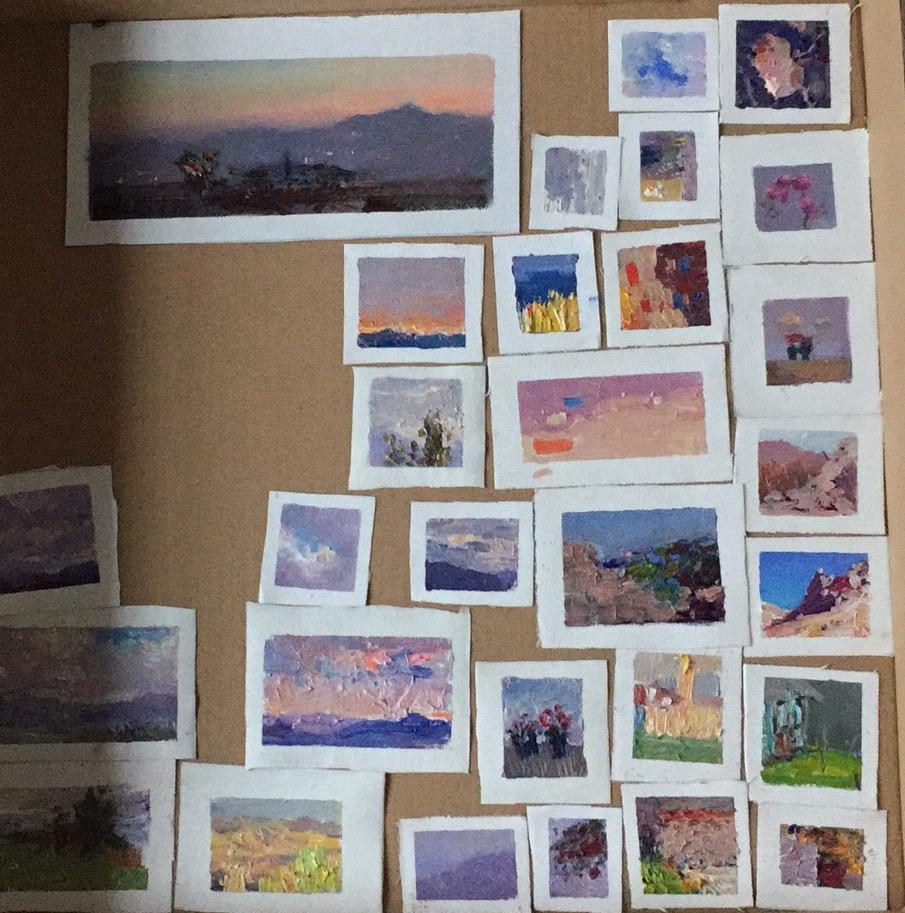 3 Small Homemade Pochade Box Designs: Unleash Your Creativity When Painting Plein Air 2