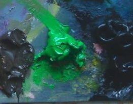how to keep oil paints from drying out