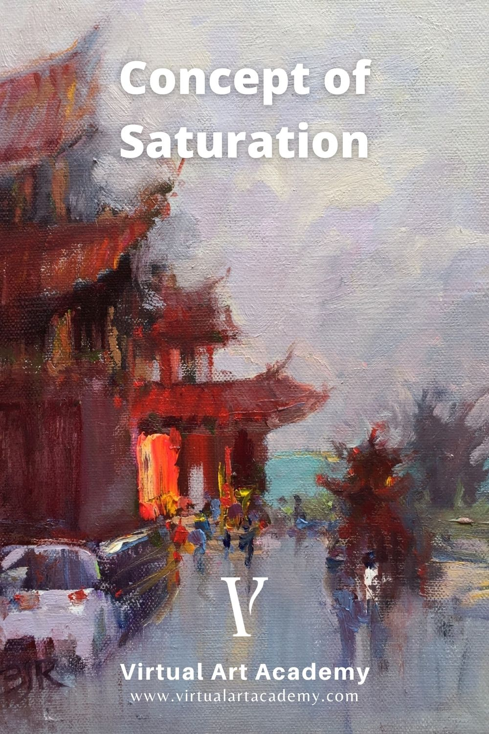 Painting for Beginners: What Is Saturation In Art, And Why Is It Important To Understand It?